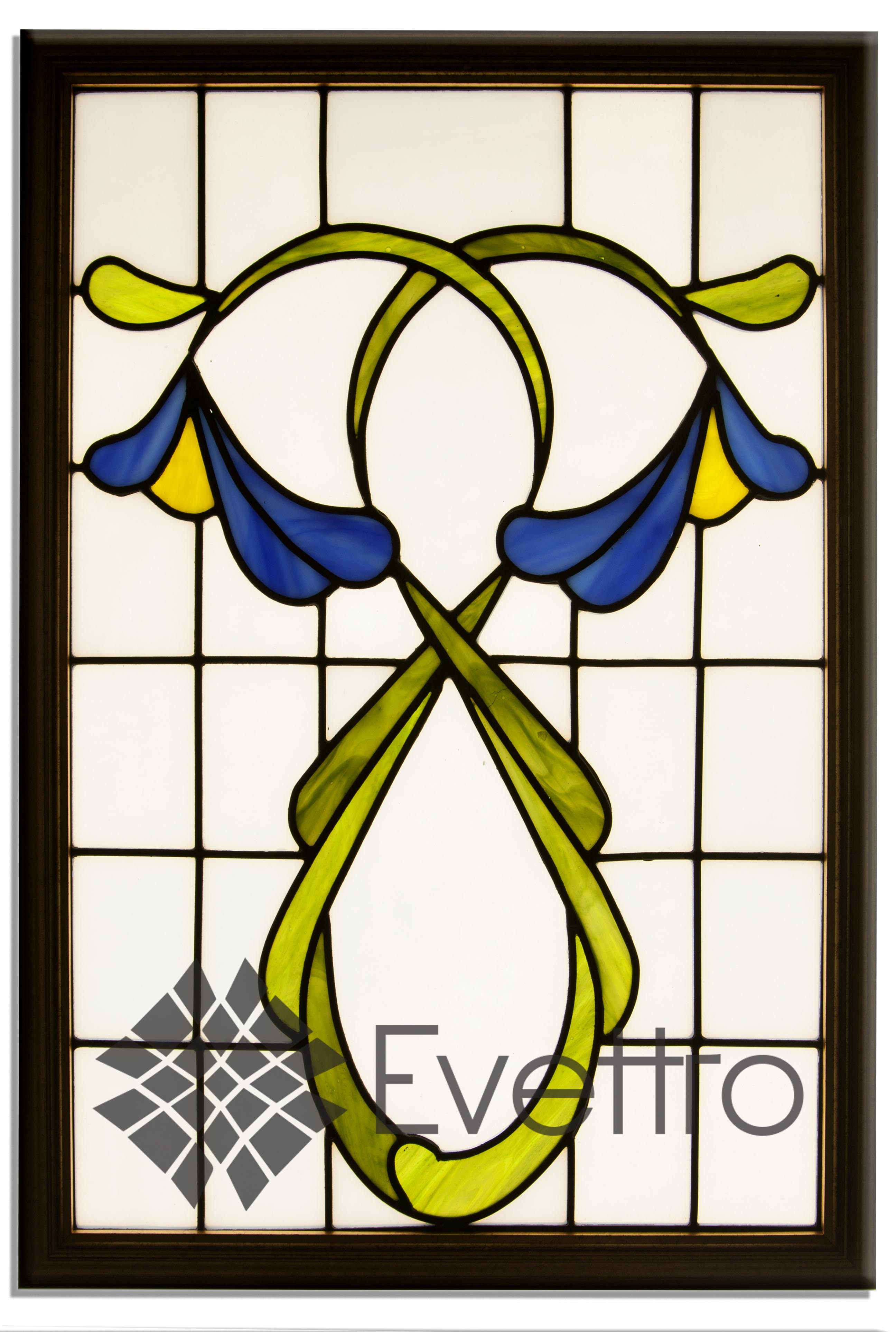 Evettro Art In Glass Art Nouveau Stained Glass Gallery