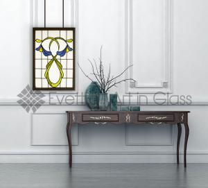 art-nouveau-stained-glass-sleepy-irises-vintage-table-inspiration-evettro (3)