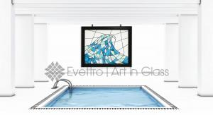 nautical-stained-glass-wave-white-luxury-interior-pool-evettro (1)